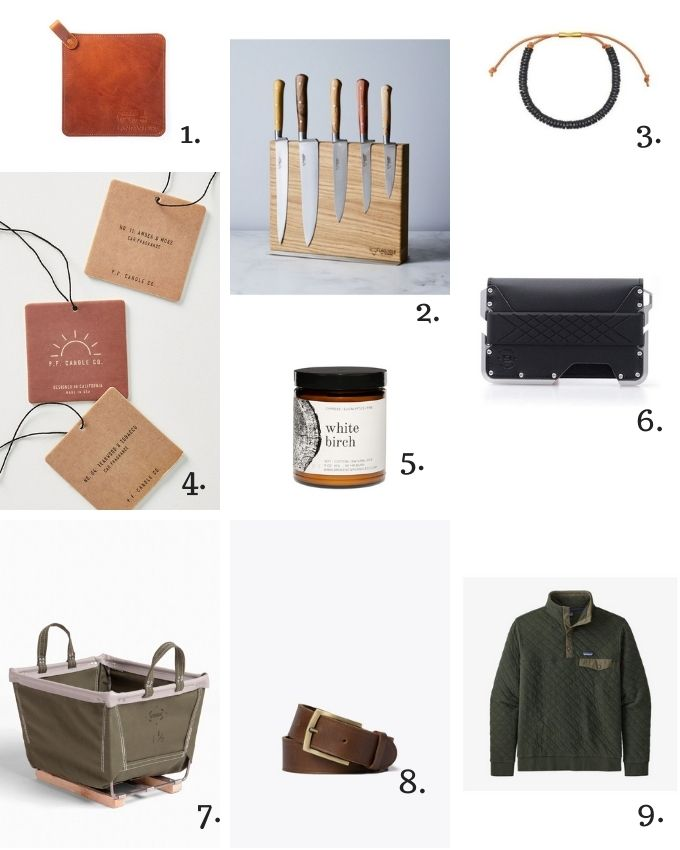 Ethical and fair trade gift guide For Him