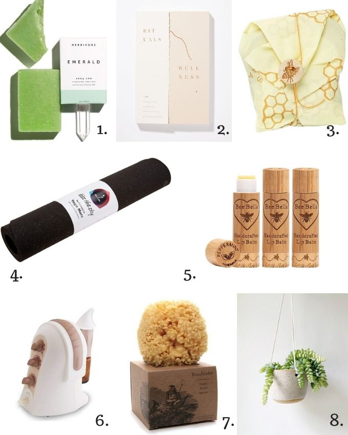 Ethical and Fair Trade gifts for health nuts.
