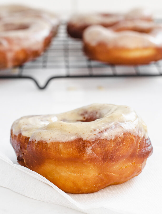 Sourdough Donut Recipe