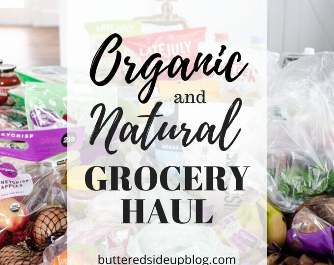Healthy Grocery Haul 2021