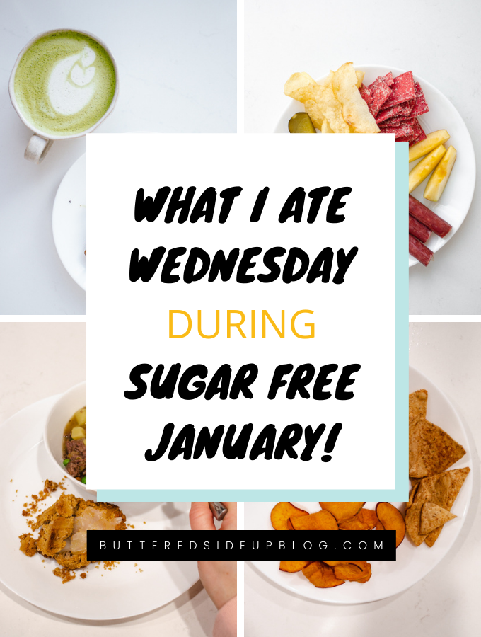 What I Ate Wednesday (1-3-2021)