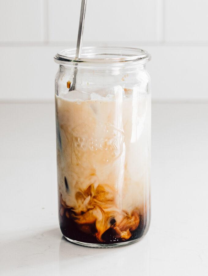 Brown Sugar Oat Milk Shaken Espresso