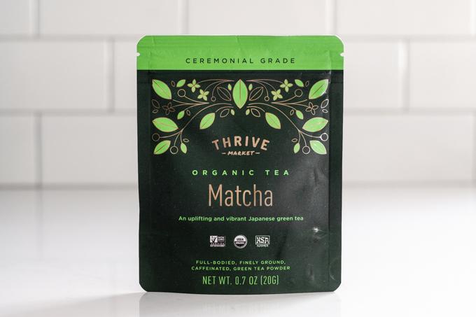 Thrive Market Ceremonial Grade Matcha Powder