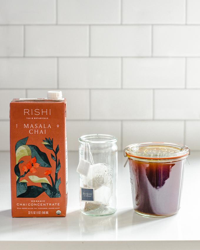 Iced Chai Tea Latte Recipe 3 ways!